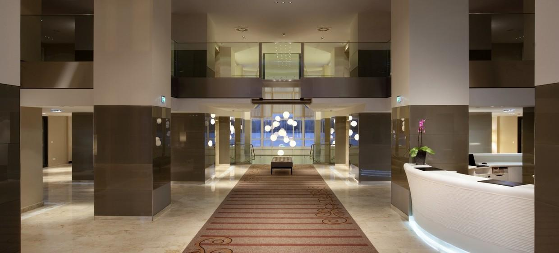 Hilton Vienna Danube Waterfront 2