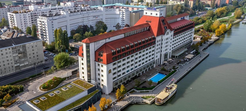 Hilton Vienna Danube Waterfront 12