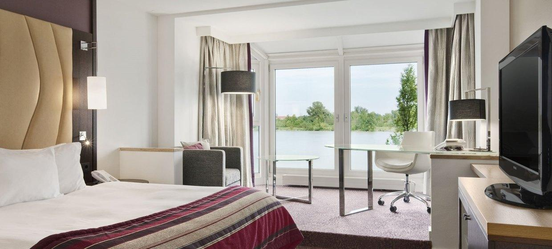 Hilton Vienna Danube Waterfront 11