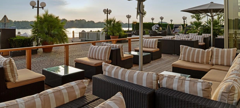 Hilton Vienna Danube Waterfront 9