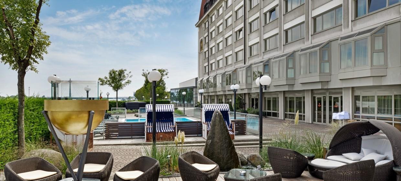 Hilton Vienna Danube Waterfront 10