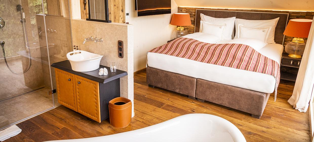 Golden Hill Country Chalets & Suites 19