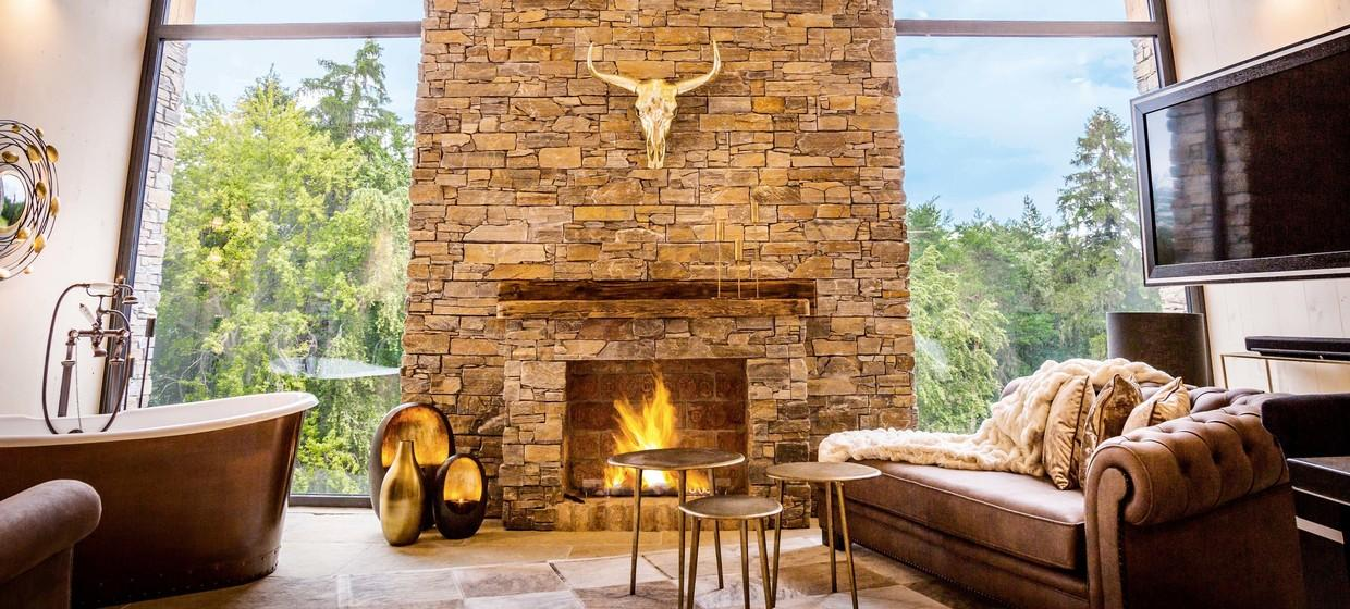 Golden Hill Country Chalets & Suites 24