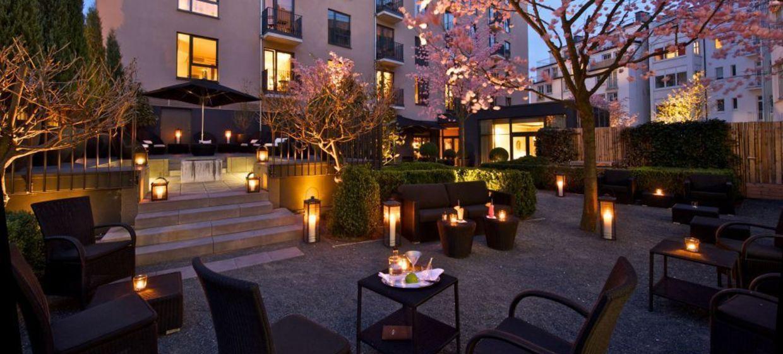 The George Hotel Hamburg 8