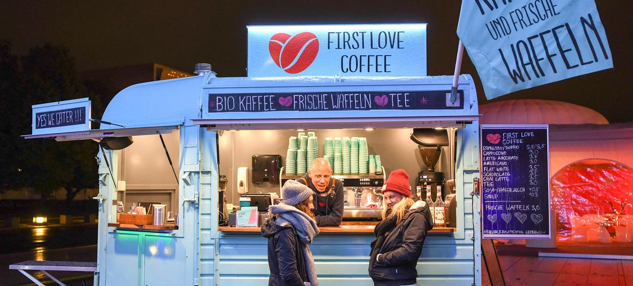 First Love Coffee 1