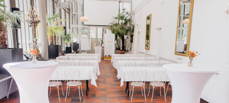 Schlosscafé im Palmenhaus 9
