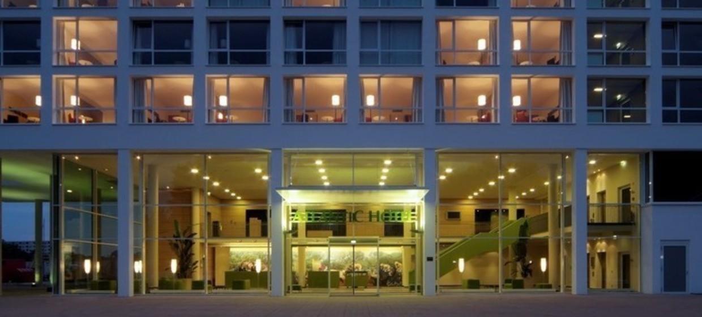 Atlantic Hotel Galopprennbahn 8