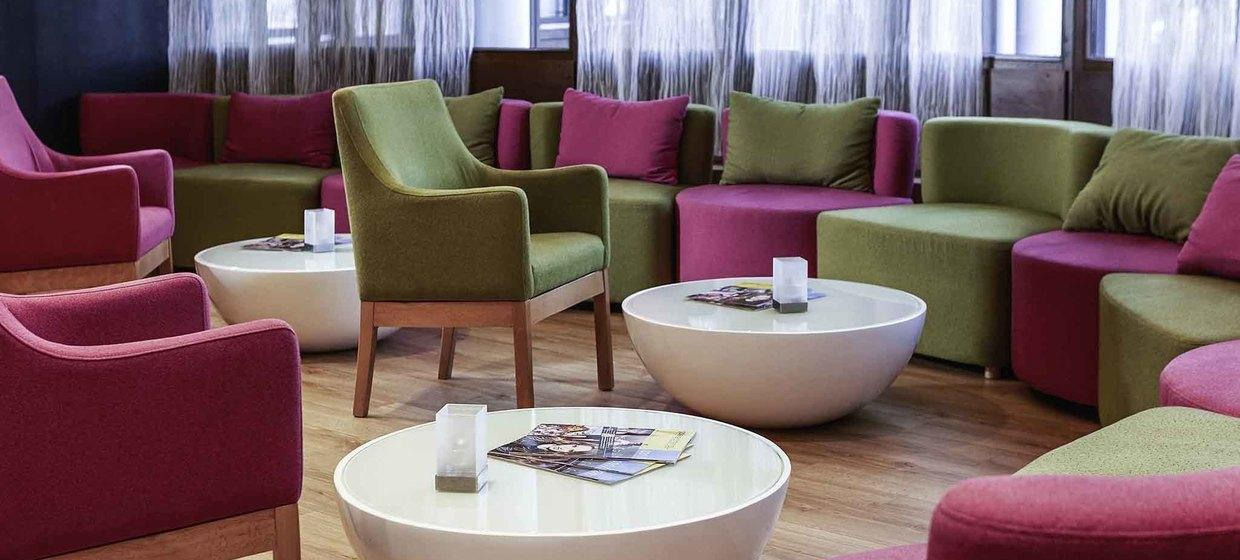 Mercure Hotel Offenburg am Messeplatz 12