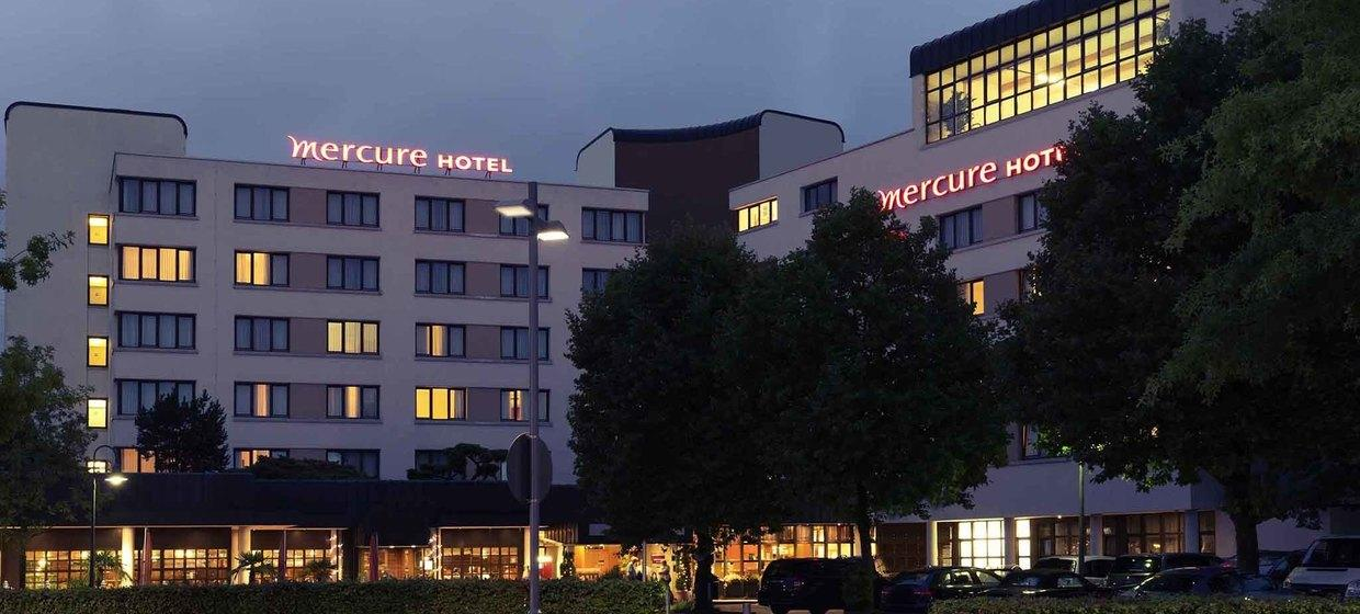 Mercure Hotel Offenburg am Messeplatz 5