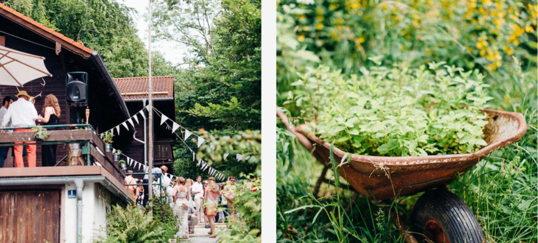 Hochzeit im Wald 4