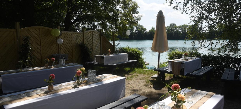 Langwieder See Hotel, Restaurant und Biergarten 11