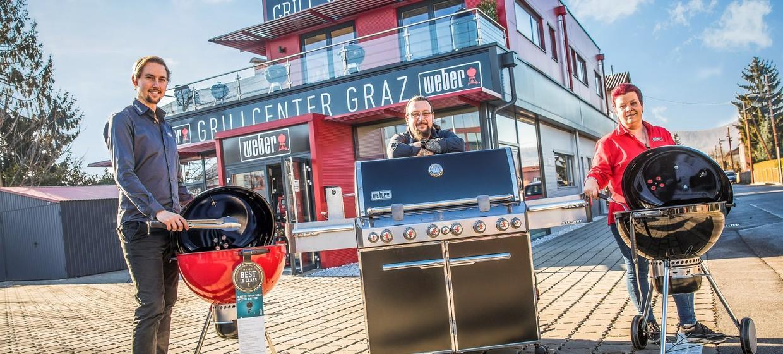 Weber Grillcenter Graz 9
