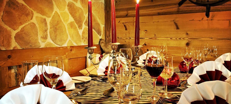 Tatarenhut-Essen im Bootshaus 2