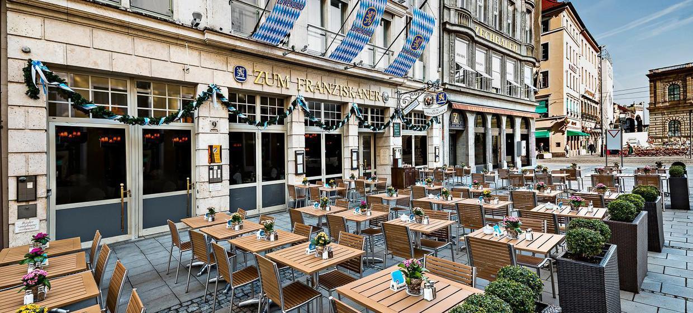 Gaststätte Zum Franziskaner 1