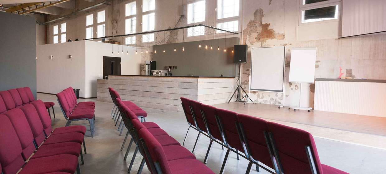 Eventlocations an der Alten Waggonfabrik 11