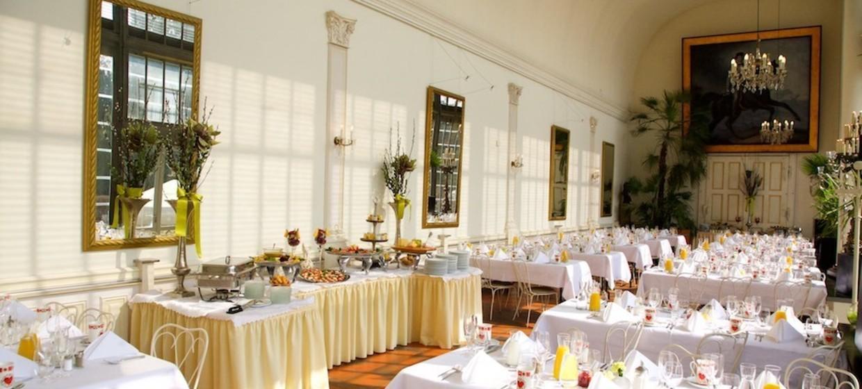 Schlosscafé im Palmenhaus 11