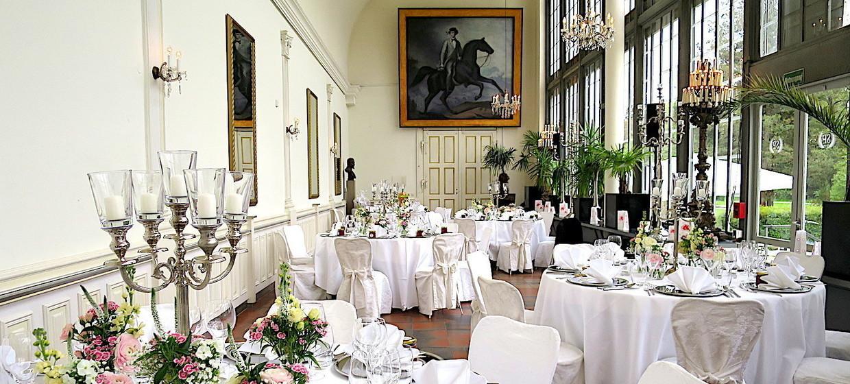 Schlosscafé im Palmenhaus 1