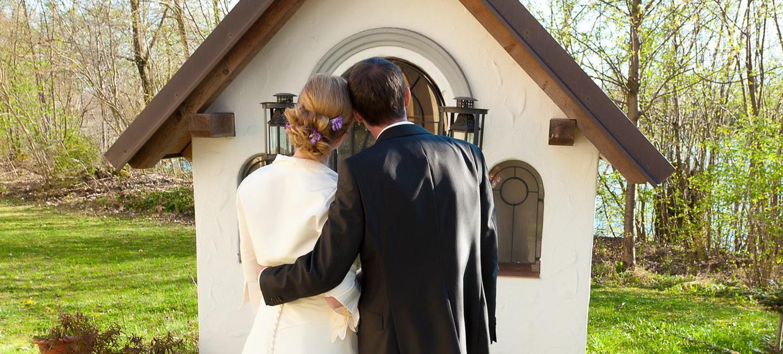 Märchenhaft Heiraten vor einzigartiger Kulisse 2