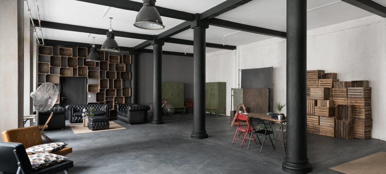 Factory Loft by Loft Studio Cologne 1