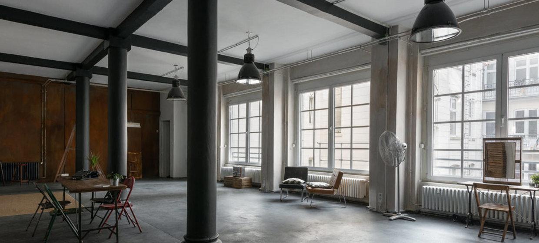 Factory Loft by Loft Studio Cologne 2