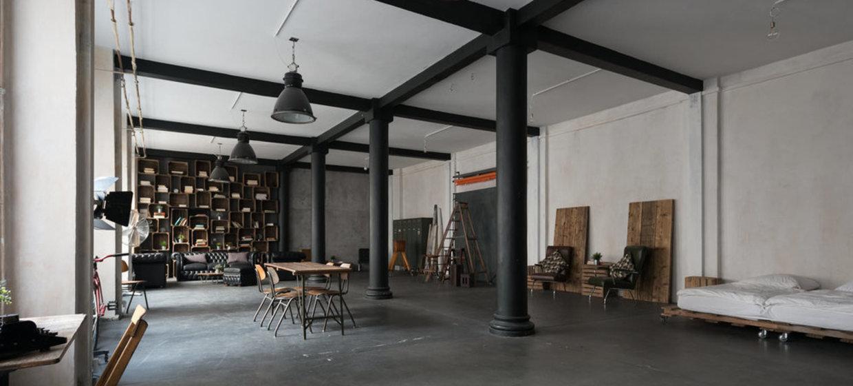 Factory Loft by Loft Studio Cologne 7