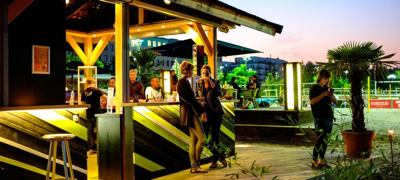 Beach Mitte Mare Lounge 17