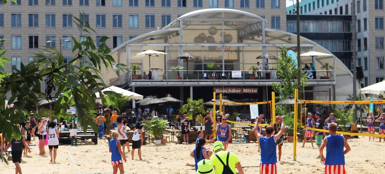 Beach Mitte Mare Lounge 18