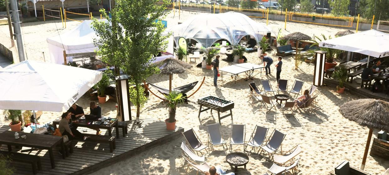 Beach Mitte Mare Lounge 24