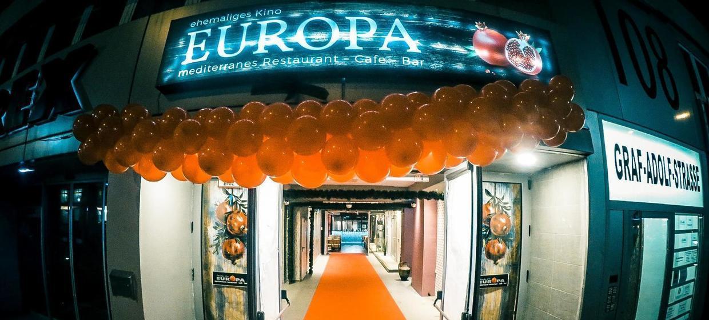 EUROPA Restaurant 13