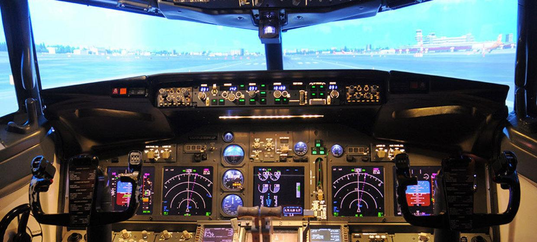 aviare Flugsimulator 2
