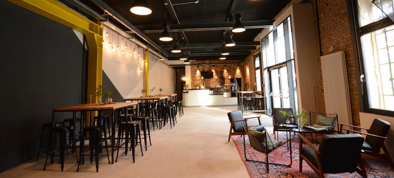 Business Center Alte Waggonfabrik 8