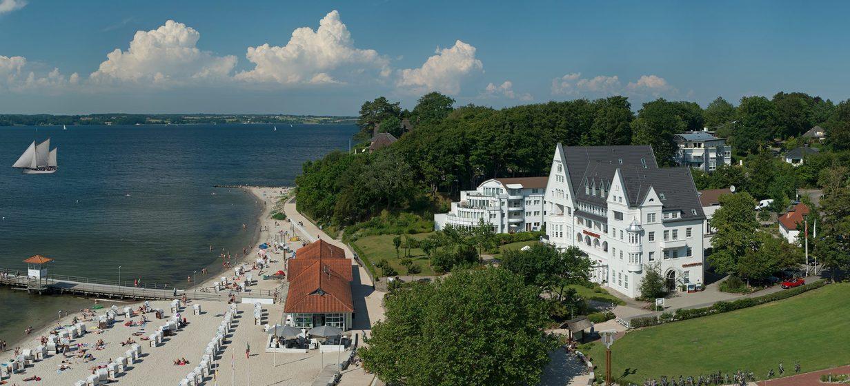 Strandhotel Glücksburg 3