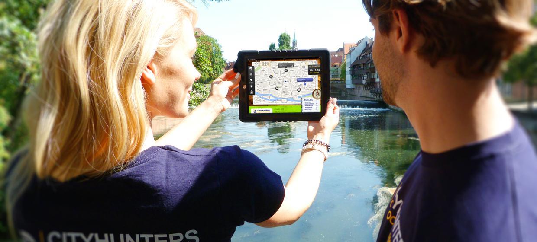 iPad Rallye 2
