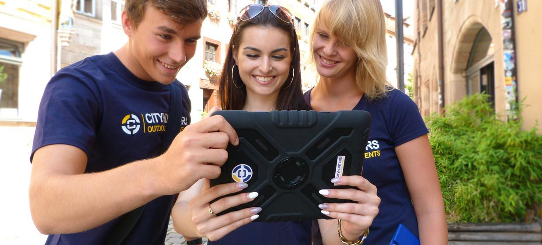 iPad Rallye 3