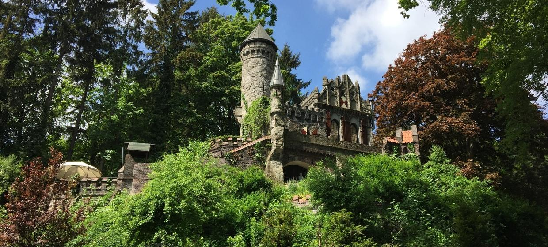 Alsterschlösschen Burg Henneberg  2