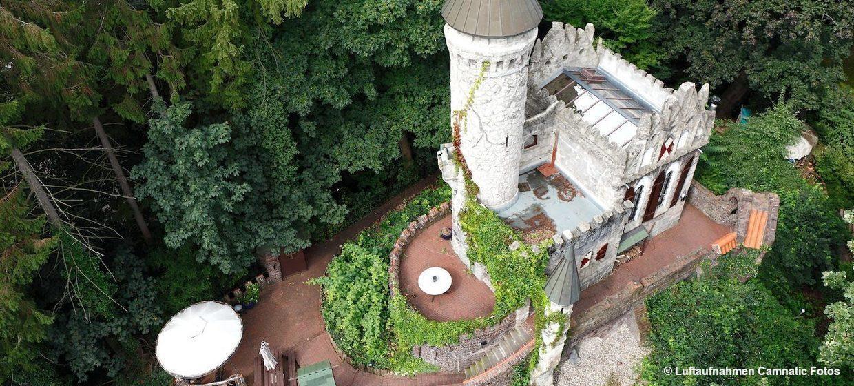 Alsterschlösschen Burg Henneberg 3