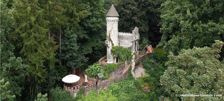 Alsterschlösschen Burg Henneberg  1