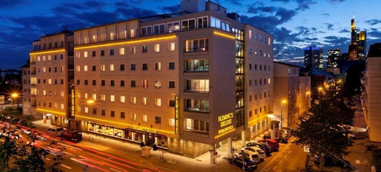 Fleming's Hotel Frankfurt Main-Riverside 11