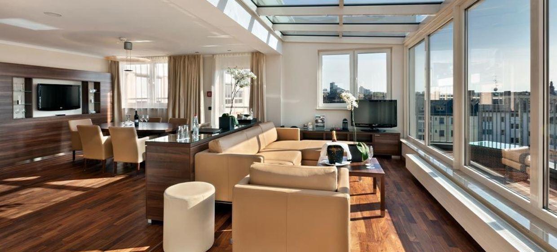 Fleming's Hotel Frankfurt Main-Riverside 5