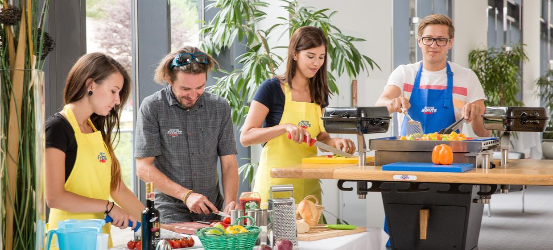 Team Koch-& Grillworkshop 4