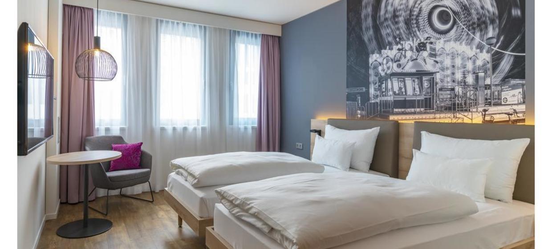 Roomz Vienna Prater 8