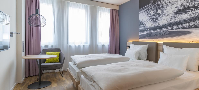 Roomz Vienna Prater 9