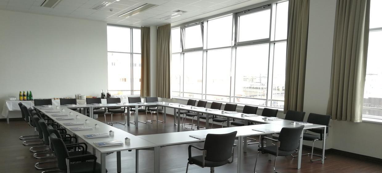 Meeting Räume der MGC Messe 1