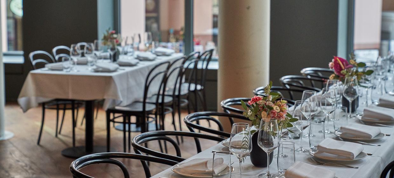 BADIAS Schirn Café Restaurant Bar 6