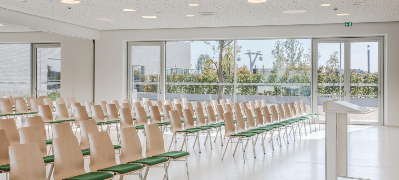 Tagungszentrum Gärten der Welt 1
