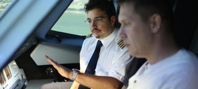 Sei der Pilot 5