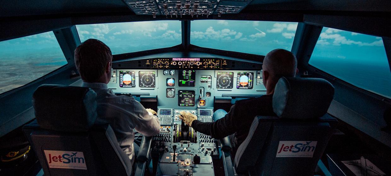 Sei der Pilot 6