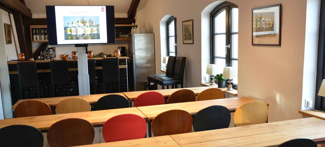 Eventlocation im Whiskylager 6