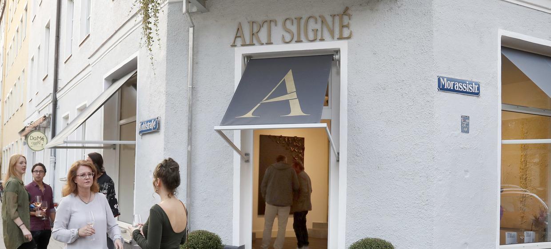 Art Signé 14