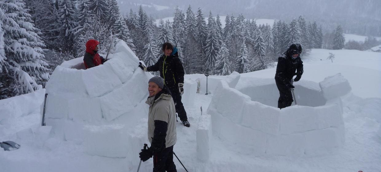 Tagen und Teambuiding am Schliersee 1